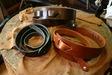 サムネイル:buckle-less belt